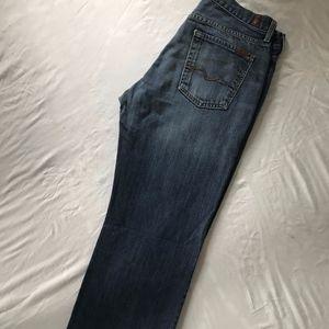 mens jeans - seven brand